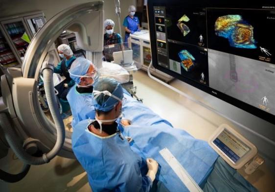 Primer procedimiento de Enfermedad Cardíaca Estructural que utiliza la fusión en tiempo real de imágenes de Rayos X y Ultrasonido 3D de Philips en Latinoamérica.