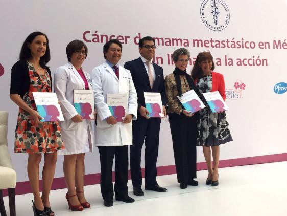 Con el objetivo de incluir el cáncer de mama metastásico en el discurso público y mejorar el acceso a una atención de alta calidad para las pacientes.