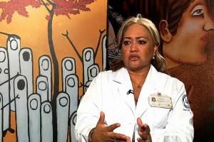 Doctora Leticia Margarita García Morales