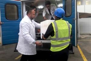Se realizó donación multiorgánica en San Luis Potosí