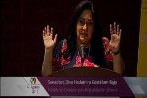 """Presentación del """"Balance de la Ley General para la igualdad entre Mujeres y Hombres: a 10 años de su promulgación"""""""