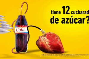 """Presentan campaña """"No dañes su corazón"""", para bajar consumo de bebidas azucaradas"""