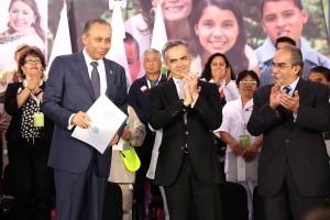 Luego de 5 sexenios, construirá ISSSTE dos Hospitales en la Ciudad de México