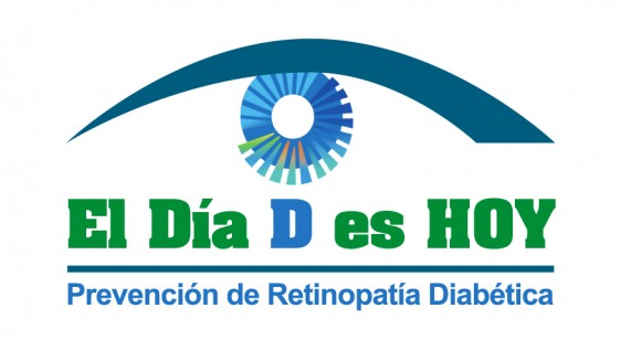 """Logotipo de la campaña """"El Día D es Hoy"""""""