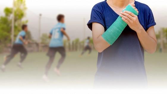 ¿Su hijo o hija se lastimó un dedo y la inflamación y el dolor no ceden?