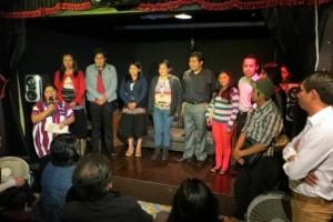 La OPS/OMS apoyará la difusión de modelos de participación juvenil indígena y documentales educativos producidos en ese contexto
