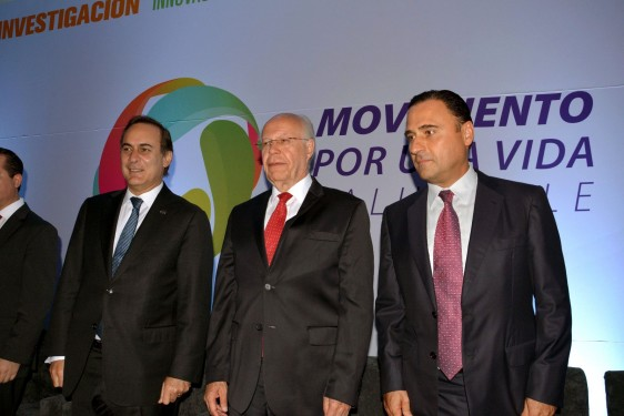 El Secretario de Salud encabezó el lanzamiento del Movimiento por una Vida Saludable
