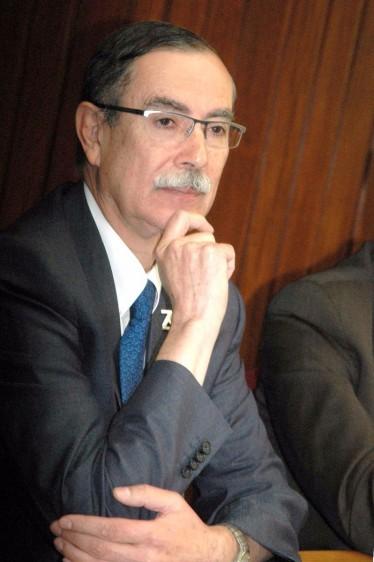 Dr. Luis Uscanga, jefe del Departamento de Gastroenterología del INCMNSZ