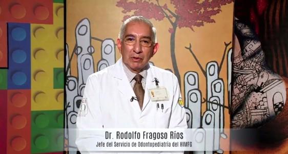 doctor Rodolfo Fragoso Ríos
