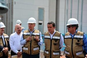 En un 92% la construcción del  nuevo Hospital Miguel Hidalgo, mismo que será entregado en tiempo y forma a los ciudadanos