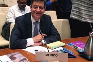 El Subsecretario de Prevención y Promoción de la Salud, doctor Pablo Kuri, encabeza la delegación mexicana que participa en el 55° Consejo Directivo de la OPS