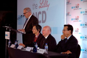 El anuncio se efectuó en el marco de la Cumbre Lilly NCD Partnership que reúne a líderes para compartir alcances e innovaciones para el cuidado y atención de la diabetes