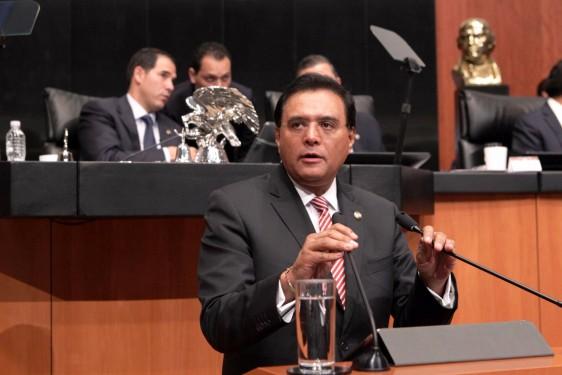 Senador Benjamín Robles Montoya