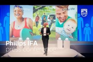 Philips presenta innovaciones conectadas para una mejor salud personal durante toda la vida