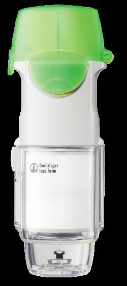 Innovadora terapia combinada (tiotropio-olodaterol) suministrada por un dispositivo de última generación, ofrece doble broncodilatación, disminuye riesgo de exacerbación y síntomas, mejora función pulmonar e incrementa calidad de vida