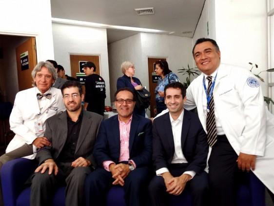 La neurocirugía mexicana cuenta con prestigio internacional, similar al de Estados Unidos, Japón y Alemania.