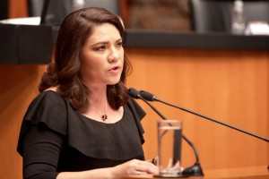Senadora Rosa Adriana Díaz Lizama