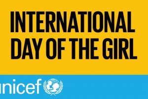 Día Internacional de la Niña, 11 de octubre de 2016