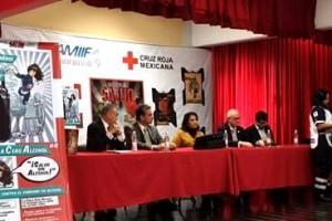 Concluyen AMIIF y Cruz Roja Mexicana programa educativo piloto para niños, dirigido a fomentar hábitos saludablesen beneficio de concientizar a la población infantil sobre el riesgo de no contar con hábitos saludables