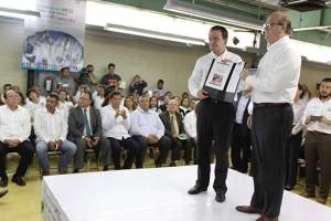 Con esta política de Inclusión Social, el Director del IMSS anunció que se ampliarán 200 lugares más en estancias infantiles para brindar tranquilidad a las madres trabajadoras. Morelos es el sexto estado que se suma al Programa Nacional de Certificación de Guarderías.