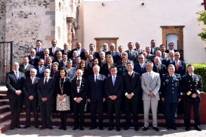 El Secretario de Salud encabezó los trabajos de la XV Reunión Ordinaria del Consejo Nacional de Salud (CONASA)