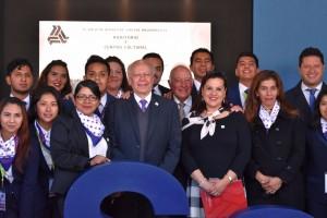 Inauguró el Primer Congreso ULSAlud Calidad de Vida, el Reto del Siglo XXI, en la Universidad La Salle Nezahualcóyotl