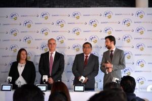 La Asociación Mexicana de Vacunología (AMV), el productor y músico Benny Ibarra y Sanofi Pasteur se unen en una campaña que promueve la vacunación.