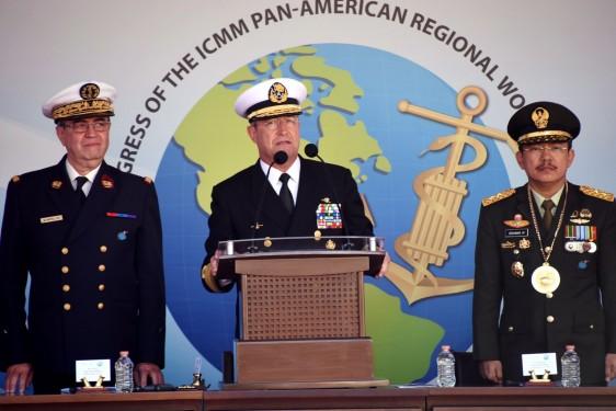 La Secretaría de Marina-Armada de México organiza y coordina en esta ocasión, el Octavo Congreso del Grupo Regional Panamericano del Comité Internacional de Medicina Militar, para fortalecer la presencia de México como un actor con Responsabilidad Global.