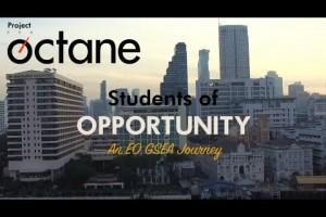 Convocan a estudiantes emprendedores para participar en el Global Student Entrepreneur Awards