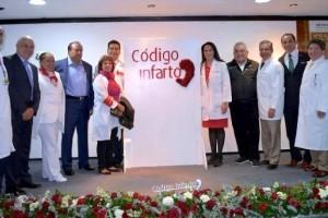 IMSS implementó este fin de semana en León, Guanajuato, Código Infarto