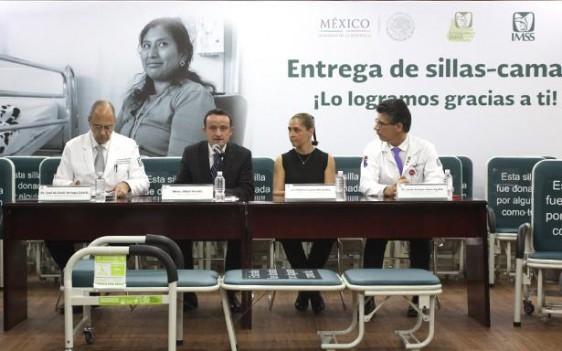 La Directora General de Fundación IMSS, Patricia Guerra, aseguró que el incremento se debe al manejo transparente de las donaciones.