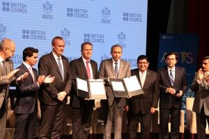 Firman ISSSTE y British Council primer Acuerdo de Cooperación en Hispanoamérica para la inclusión de personas con Discapacidad