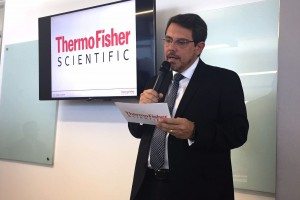 Roberto Mendes. Presidente para América Latina y Brasil en Thermo Fisher Scientific