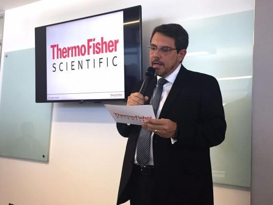 Roberto Mendes. Presidente para América Latina y Brasil en Thermo Fisher Scientific