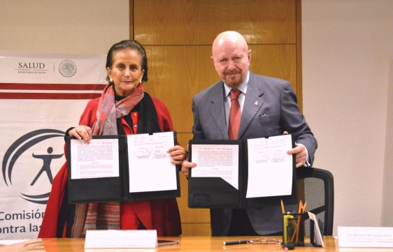 María Angélica Luna Parra, titular del INDESOL, destacó que es esencial las acciones que realizan las organizaciones civiles para prevenir, rehabilitar y apoyar a quienes padecen adicciones, estén certificadas por la CONADIC