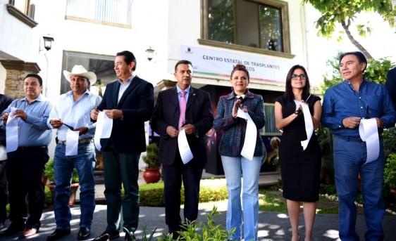 El titular del CENATRA, José Salvador Aburto Morales, convocó a una mayor participación de la sociedad