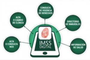 Desde enero de 2013 IMSS Digitalha atendido realizado 101 millones de atenciones no presenciales