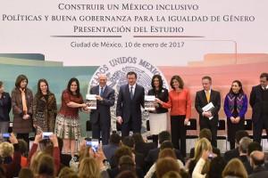El Secretario de Gobernación destacó que los hombres que impulsan la igualdad rechazan el machismo, la misoginia y defienden los derechos de las mujeres