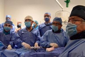Reduce IMSS 86% la mortalidad en pacientes con enfermedad cardíaca a través de implante de válvulas percutáneas