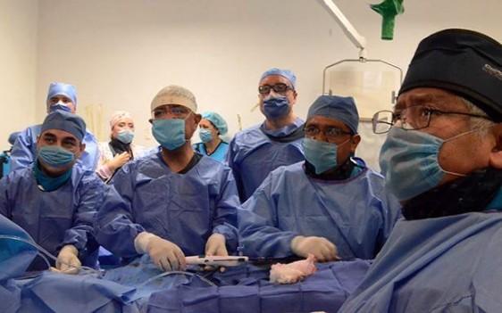 Reduce IMSS 86% la mortalidad en pacientes con enfermedad cardíaca a través de implante de válvulas percutáneas.