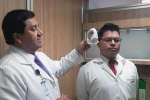 Con apoyo de la UNAM se realizó la prótesis cerebral en una impresora Estereolitográfica 3D.
