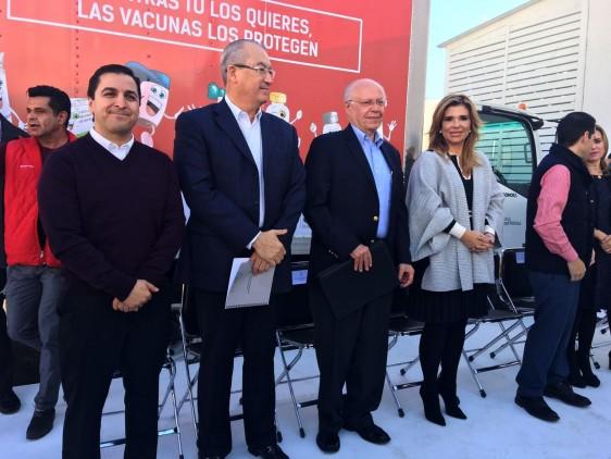 El Secretario de Salud convocó a los tres sectores de gobierno a crear una gran alianza por la gente