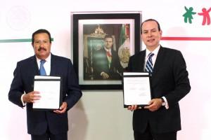 Más de 2,500 agremiados de las 16 delegaciones de la Ciudad de México, agremiados del Sindicato Único de Trabajadores de la Música podrán contar su afiliación al Seguro Popular