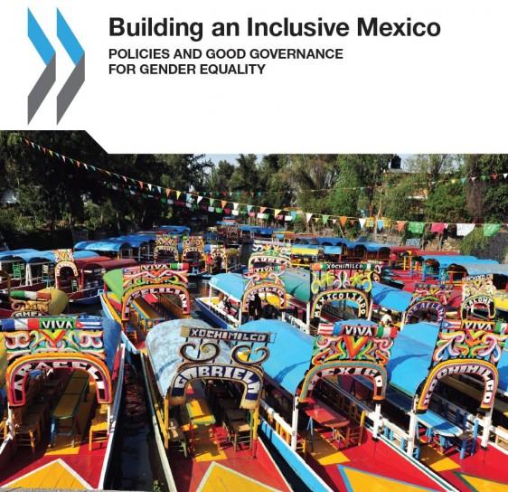 Estudio OCDE sobre Políticas de Género en México