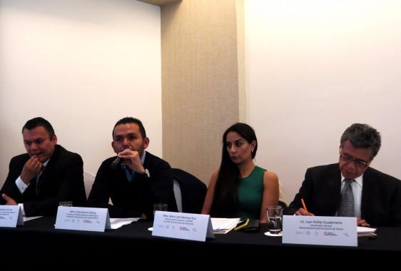 Con participación de 14 entidades gubernamentales, privadas y sociales, la CONADIC realizó el Análisis de Situación Nacional sobre cesación, para implementar el Art. 14 del Convenio Marco para el Control del Tabaco.