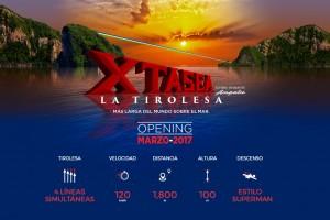 XTASEA se propone para convertirse en un referente del turismo de aventura extrema en Acapulco Diamante.