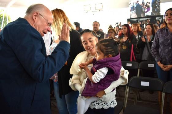 José Narro, Secretario de Salud, informó que se aplicarán 9.5 millones de vacunas