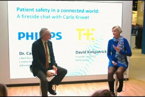 David Kirkpatrick y Carla Kriwet