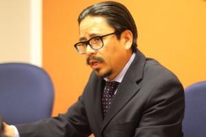Javier Ceballos Medina, especialista en neurocirugía funcional y estereotaxia del Hospital Regional de Alta Especialidad de Ixtapaluca (HRAEI)