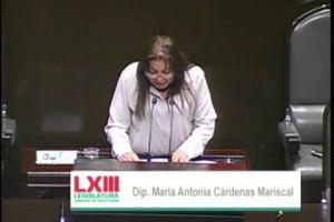 Exhortó a combatir violencia de género en escuelas de Jalisco